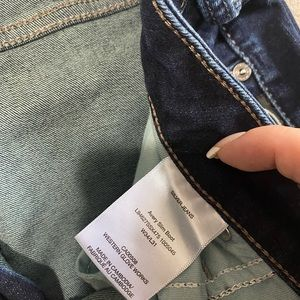 Silver Jeans 4 pairs